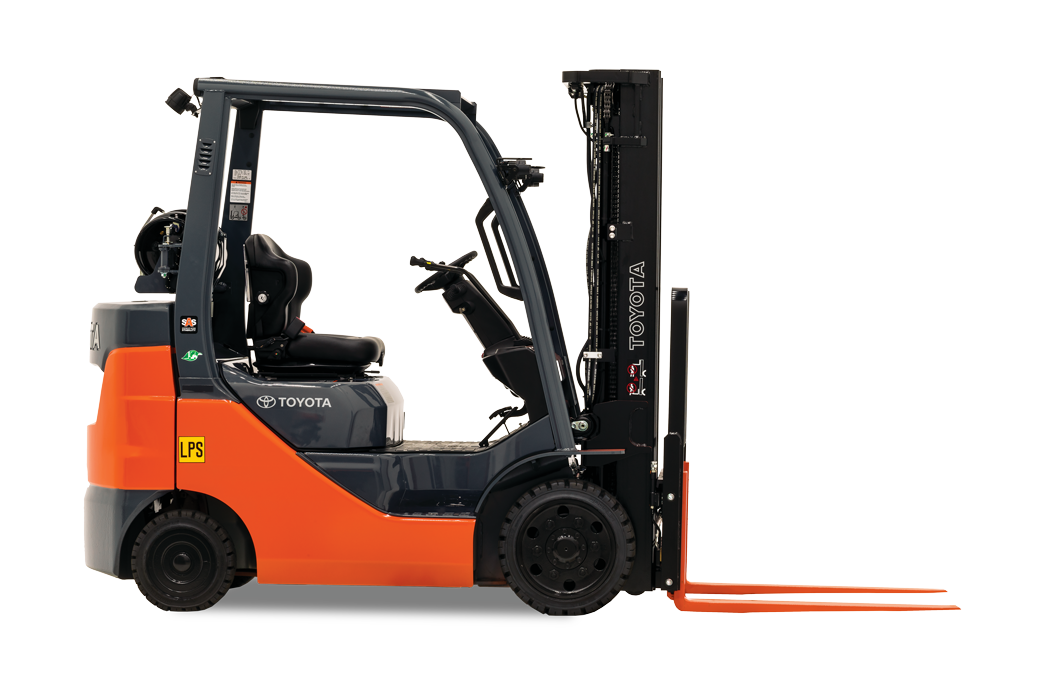 Toyota Core IC Cushion Tire Forklift